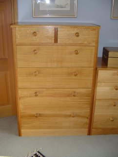 blanket chest of drawers