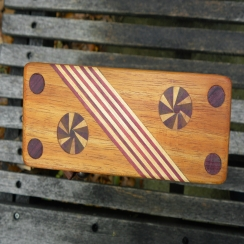 Exotic Wood Laminate OP-1 case inlay icon