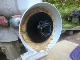 Fresh ground nut butter