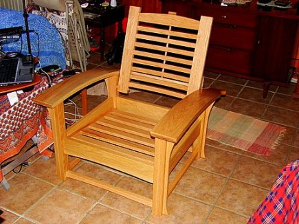 Morris chair