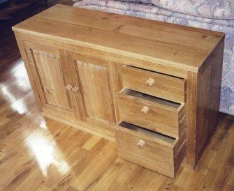 small cabinet
