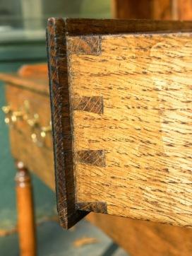 Dovetail drawers