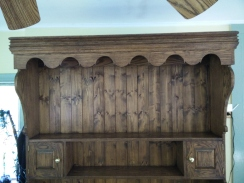 Welsh pot dresser top front