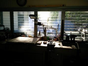 Horizontal Leg Table build workshop